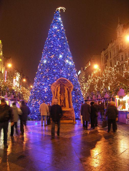 Week-end Marché de Noël à Prague