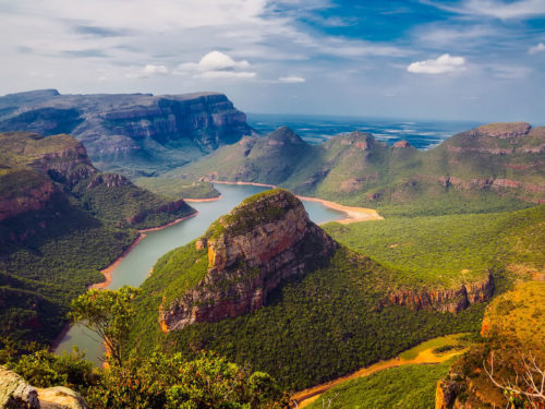 afrique du sud - circuit - paysage