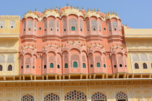 inde du nord - circuit - architecture - rajasthan