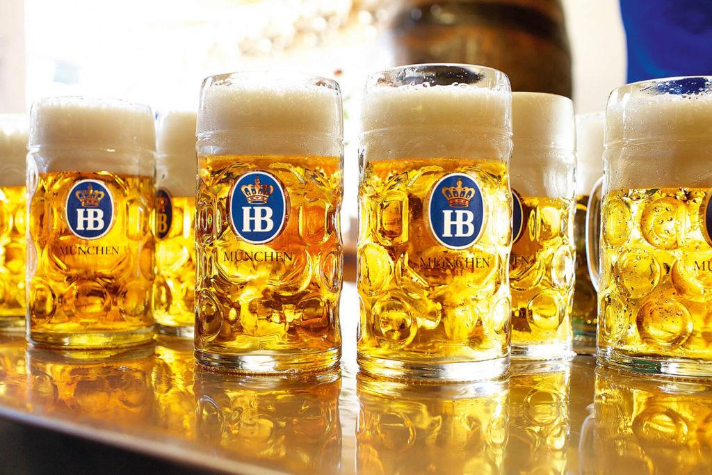 biere- hofbrau munchen