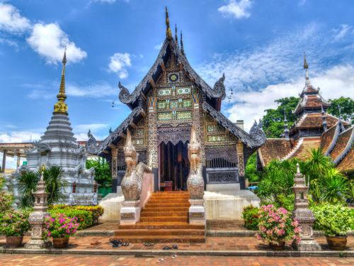 Thaïlande & Jomtien - Circuit - chiang mai