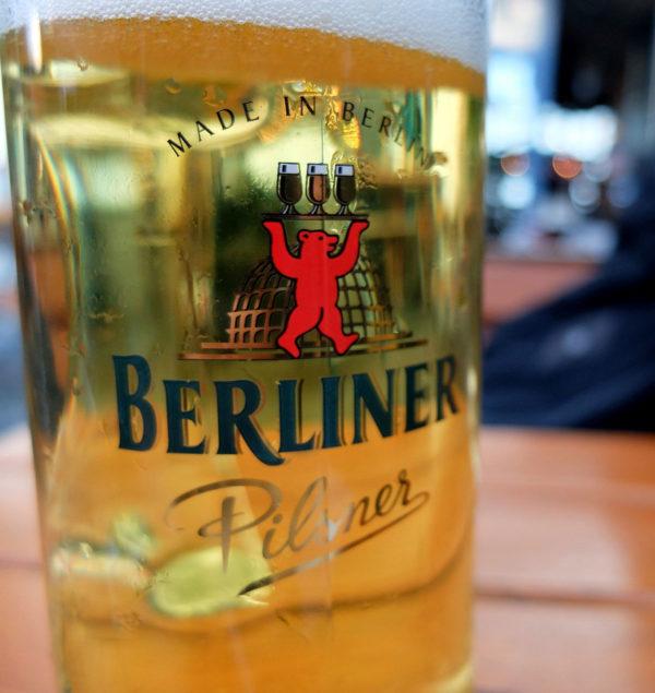 chope - biere berliner