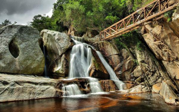 chutes - afrique du sud