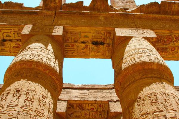 egypte - louxor - carnac