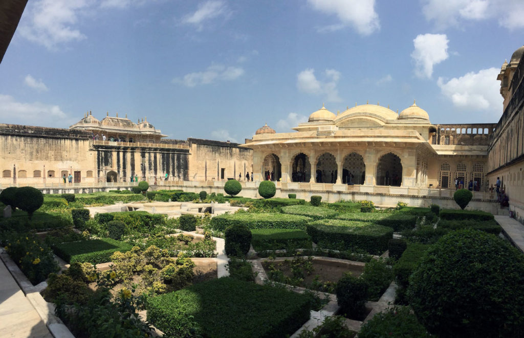 fort - haveli - rajasthan