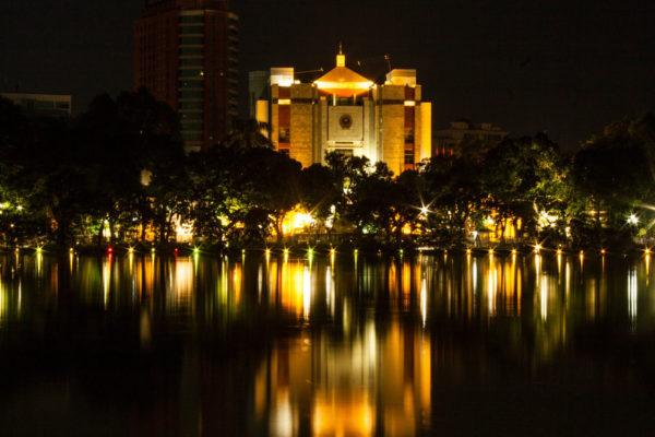 hanoi - palais - vietnam