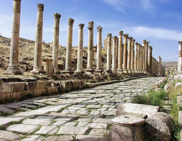 Jordanie - Circuit - Jerash