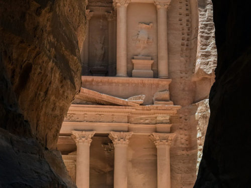 Jordanie - Circuit - Petra