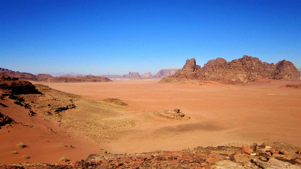 Jordanie - Circuit - Wadi Rum