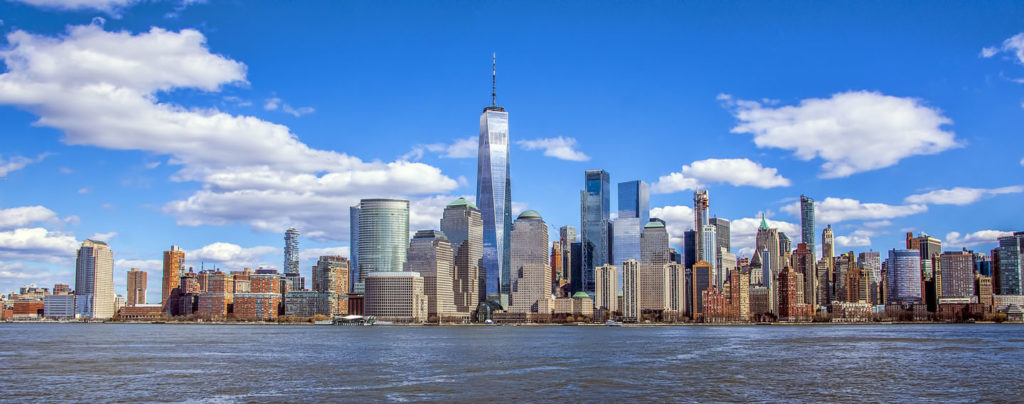 manhattan - panorama - new-york