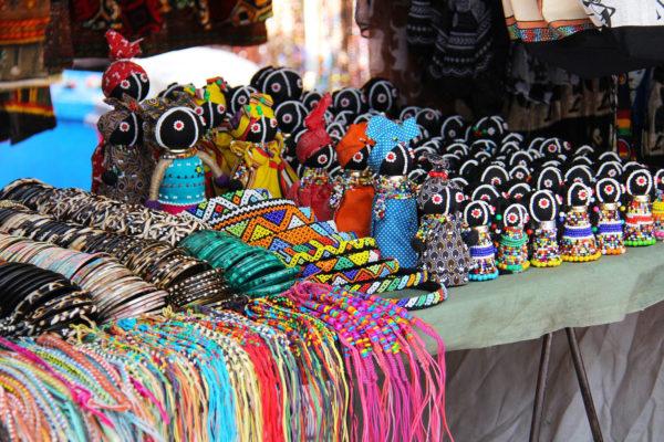 marché - afrique du sud