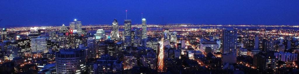 montreal - nuit - essentiel du canada - circuit