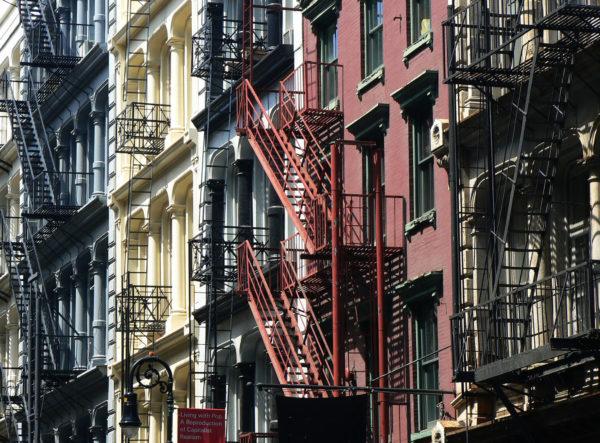 new-york - street