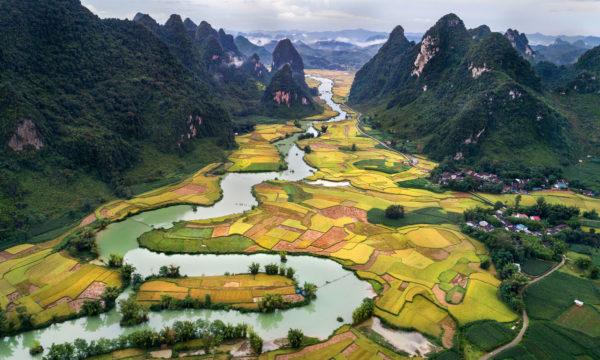 paysage vietnam circuit