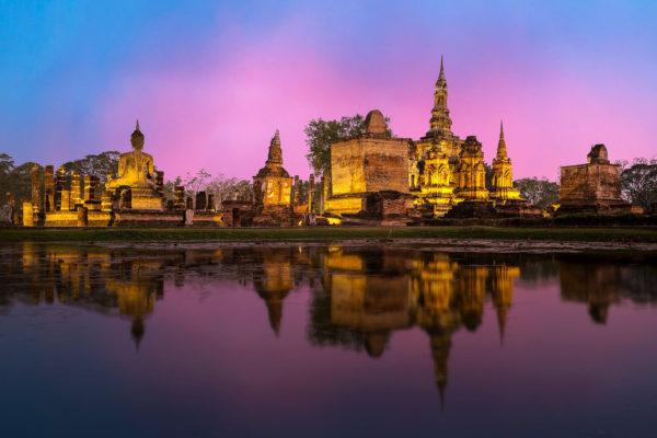 phra nakhon si ayutthaya - temple