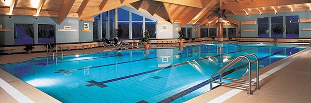 piscine - espace santé - Lac Eau Claire