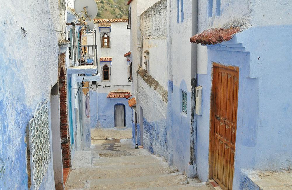 Maroc - allée