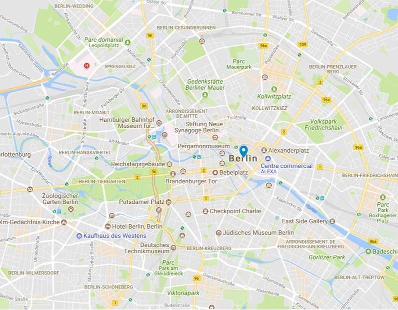 plan - berlin