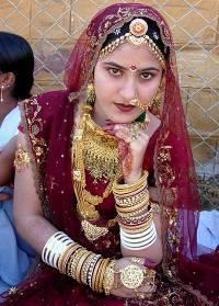 Femme Rajasthan