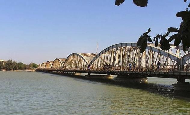 Circuit Sénégal 2019 - pont Faidherbe