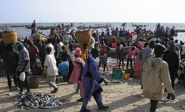 Circuit Sénégal 2019 - pêcheurs