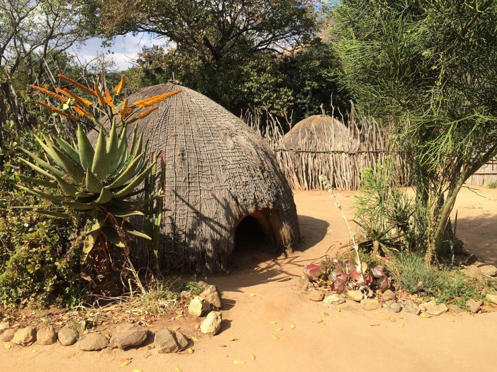 Afrique du Sud - Circuit 2020 swaziland - village