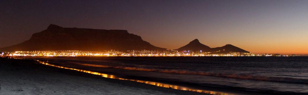 Table Mountain - Afrique du Sud - Circuit