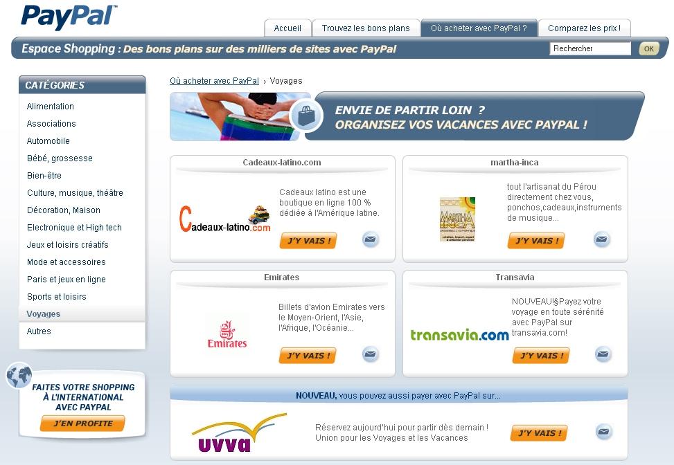 Uvva mis en avant sur paypal france blog - Paypal paiement en plusieurs fois ...