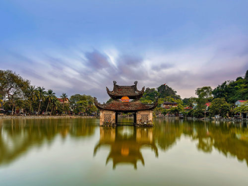 vietnam - pagode - temple