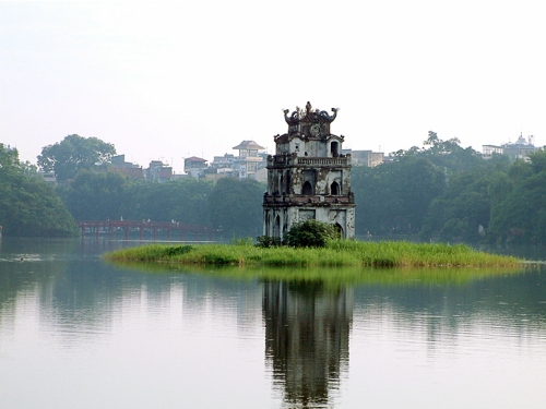 Pagode - Vietnam